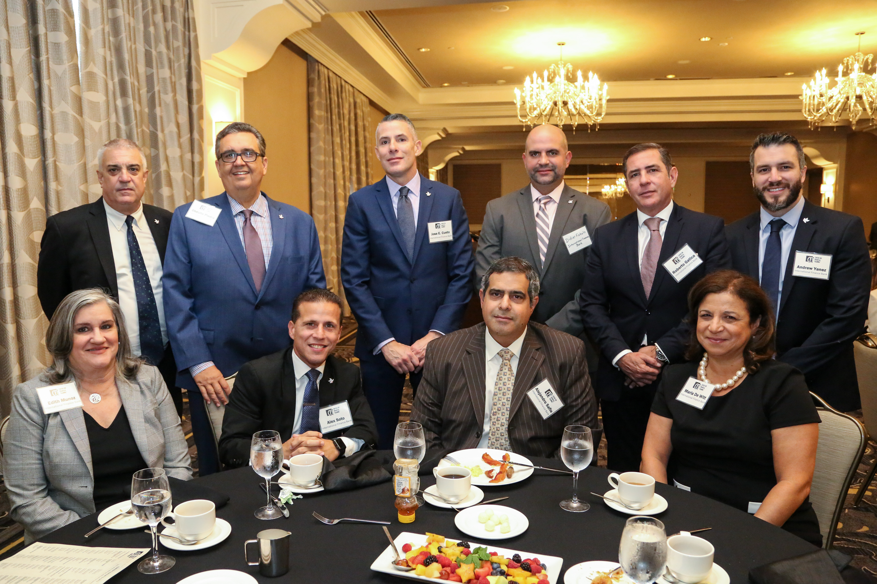 CFT Annual Forum and Graduation Ceremony at The Westin Colonnade Hotel, Coral Gables, August 29, 2018