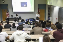 Financial Literacy workshop, Wolfson Campus, April 3, 2019